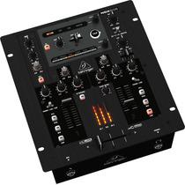 Behringer Nox 202 Mixer Dj 2 Canales Efecto Fx Usb Consola
