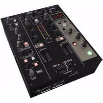 Mezclador / Mixer Para Dj Denon Dn-x600 Usb 4 Canales Dnx600