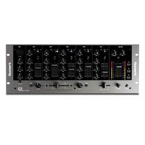 Mixer Dj Numark C-3fx Con Efectos Salida Canon 4 Microfonos