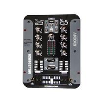 Mixer Para Dj Moon Mdj206usb 2 Canales Con Usb - Envios