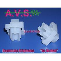 Mixer Mezclador Denon Dn X500 Repuesto Tecla Botón Plastico