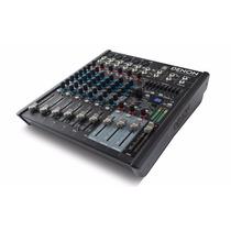 Consola Mixer 8 Canales Usb Denon Pro Dn408x