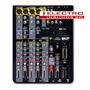 Consola Mezcladora Skp Vz8.2 - 8 Canales Usb Mp3 Ecualizador