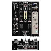Mixer Dj Denon Dn-x600 Placa De Audio Usb Fervanero Ventas