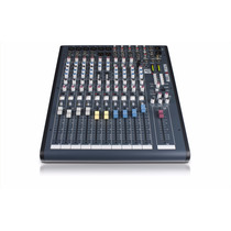 Allen & Heath Xb2 14 Consola Radio 4 Canales Usb Mono P/ Mic