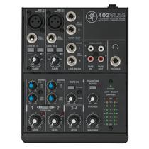 Mackie Mixer Grabacion Vivo 402-vlz4 4 Canales Audio Consola
