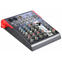 Proel Mi10 Consola Sonido Compacta Mixer 10 Canales Fx