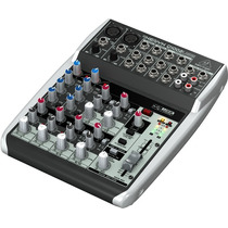 Behringer Xenyx Q1002usb Mezclador 10 Entradas Usb/audio