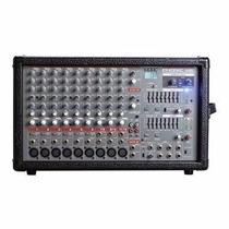 Phonic Power 1082r Consola Potenciada 10ch 800w 2x400w 4