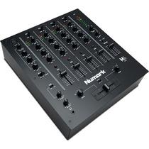 Mixer Dj Numark M6 Usb 5 Canales Consola Sonido Mezcladora