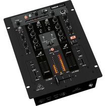 Mixer Mezclador Behringer Nox404 - Digital - 2 Canales - Usb