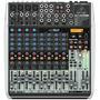 Behringer Xenyx Qx1622usb Mixer 4 Ch Mono Compresor 4 Stereo