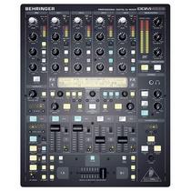 Mixer Dj Behringer Ddm4000 4 Canales Oferta Unica Usb Midi