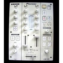Mixer Pioneer Djm 350 Consola Mezcladora 2 Canales Djs Exte