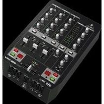 Consola Mixer Behringer Vmx 300 Usb 3 Canales Mesclador Dj