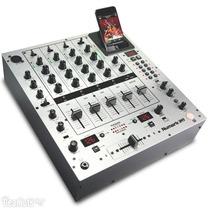 Numark Im9 - Mixer 4 Canales Ipod Dj Con Efectos Bmp