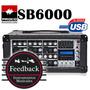 Proco Sb6000 Consola Potenciada 6 Canales Outlet