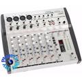 Consola De Sonido Skp Vz8fx 4 Ch Mono + 2 Stereo Con Efectos