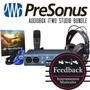 Presonus Audiobox Itwo Studio Bundle - Kit De Grabación
