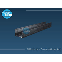 Perfil Solera 35mm P/ Durlock O Knauf Tabiques & Cielorrasos