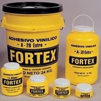 Cola Vinilica A-20 Fortex X 24 Kg