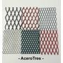 Malla Metal Desplegado | 620x30x30 | Acerotres