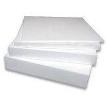 Plancha Telgopor De 2 Cm Alto X 50 Cm Ancho X 100 Cm Largo