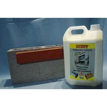 Impermeabilizante Bloques De Cemento-ladrillos-retak X 10