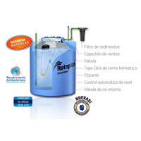 Rotoplas Tanque Cisterna 1100 Lts Envio Gratis Caba Y Gba