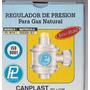 Regulador De Gas 10m3 4 Bar Con Flexible