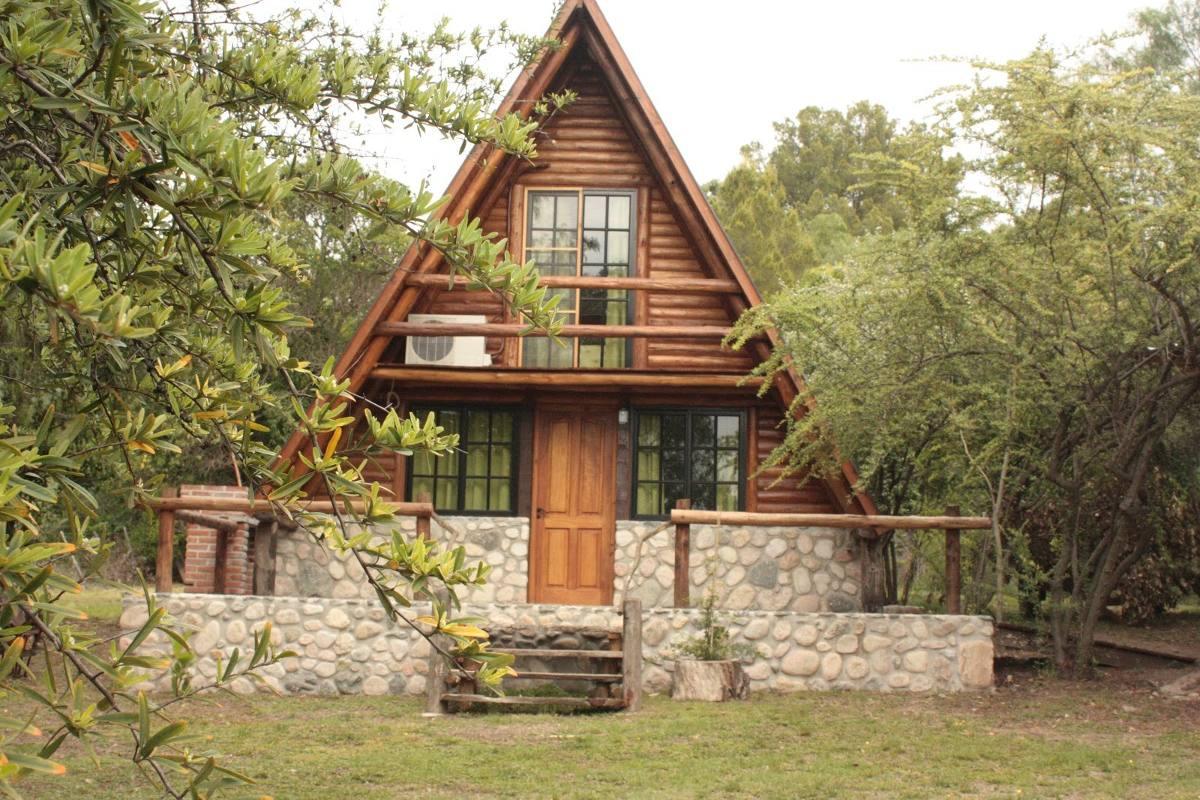 Construcci n de caba as de tronco a medida y en todo el - Cabana de madera segunda mano ...