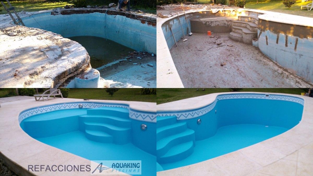Construcci n de piscinas de hormig n aquaking 4359 2278 - Precio construccion piscina ...