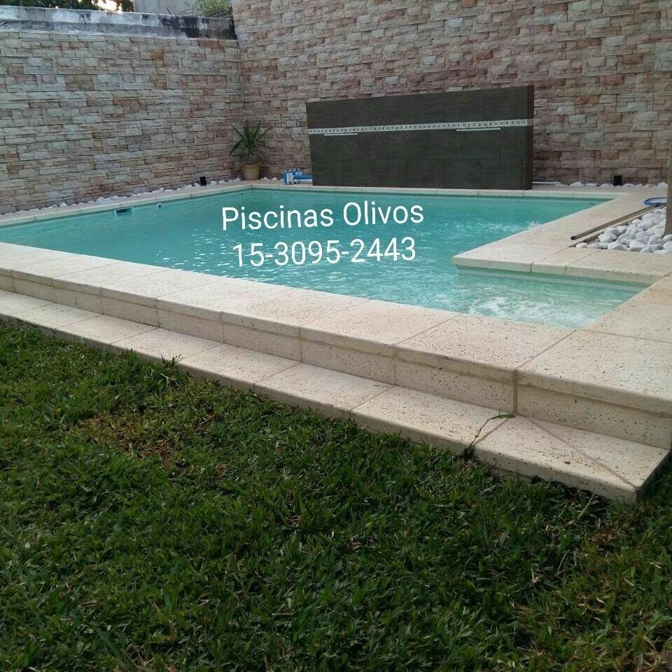 Construcci n de piscinas en hormig n armado malvinas - Construccion de piscina ...