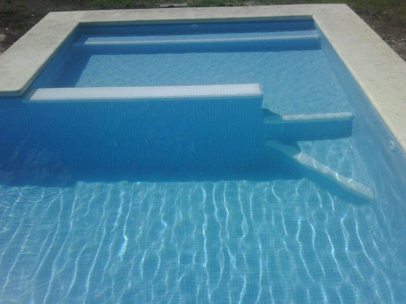 Construcci n de piscinas y piletas hormig n promo 8x4 for Costo construccion pileta