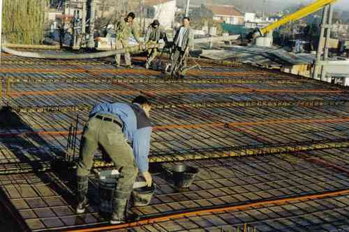 Construcci n hormig n armado escaleras de hormig n armado for Construir escalera de hormigon
