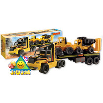 Camion Gigante Duravit Set X 3 Espectacular,2 Modelos Jiujim