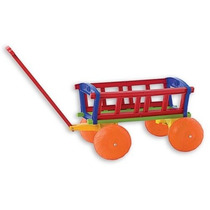 Wagon Duravit Carro Juguetes Arrastre / Open-toys Avellane32