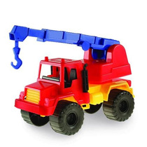 Juegos Para Niños /as Plasticos Camion Guinche 450 Duravit