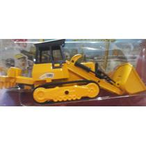 Auto Majorette Tractor, Maquina Palas Movibles Es 1:66 Retro