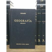 Geografía Libros 11-14 Estrabón Editorial Gredos
