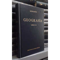 Estrabón Geografía Libros 1-2 Biblioteca Gredos Nuevo!