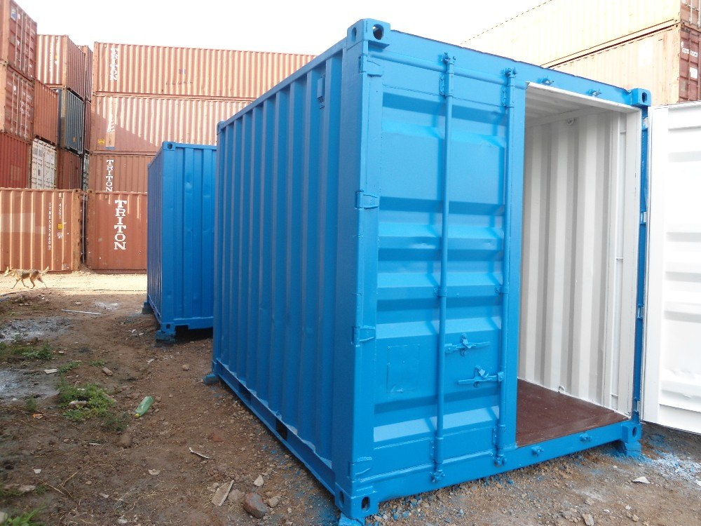 Contenedores containers mar timos 10 pies en mercado libre - Contenedores maritimos precio ...