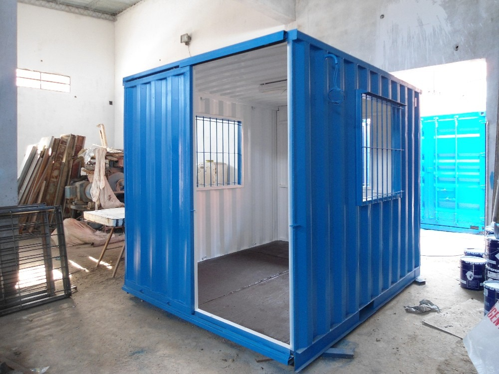 Contenedores containers mar timos oficina 10 pies en - Precio contenedor maritimo ...