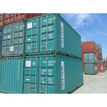 Contenedor /container 20 Pies 40 Y 40 Hc