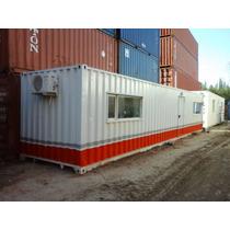 Módulos Habitables Contenedores/containers Marítimos 40