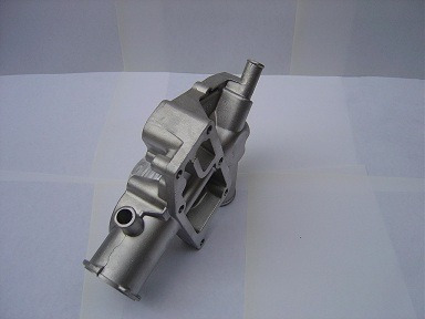 Contra Cuerpo De Bomba De Agua Vw Gol Ford Escort Motor Cht