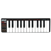 Controlador Midi Akai Lpk25 Laptop Performance Keyboard
