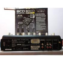 Controlador Behringer Bcd 3000 ( Usado) Con Sus Accesorios