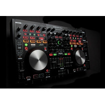 Denon Mc6000 Mk2 - Controlador Mixer Dj Profesional - Serato