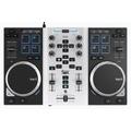 Consola Mixer Hercules Dj Control Air + Placa De Sonido